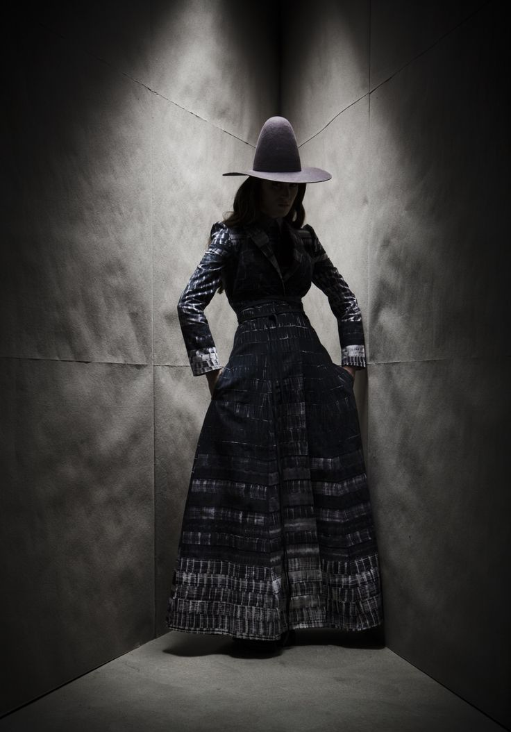 Mads Dinesen A/W '12 Look Book #fashion #hat #hatness