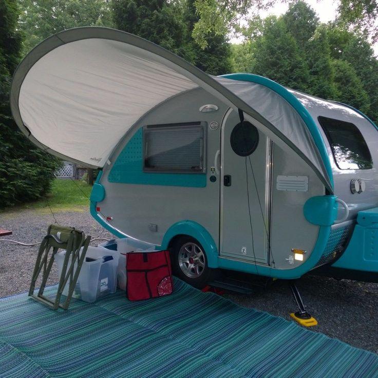 Epic 21 Amzing Tiny Camper https//camperism.co/2018/07/06