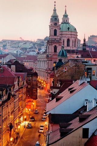 Prague of Czech Republic - Android Wallpaper
