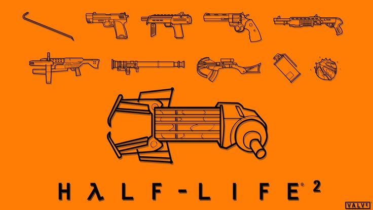 20+ Halflife weapons ideas in 2021