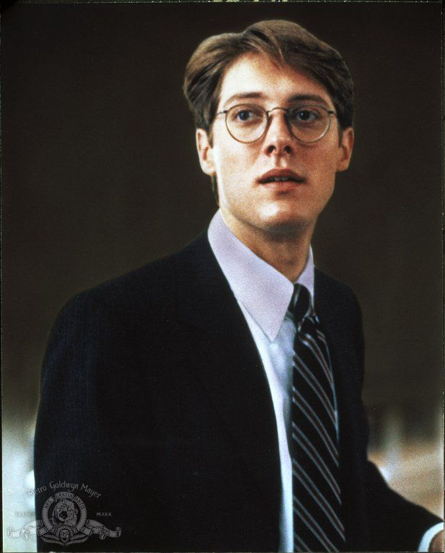 James Spader. Excellent at playing a creep.