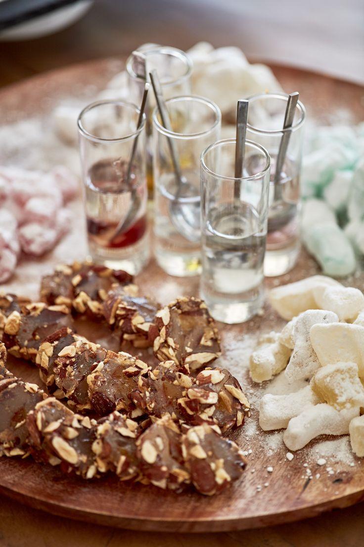 Grandma's Restaurant- Greek Sweets