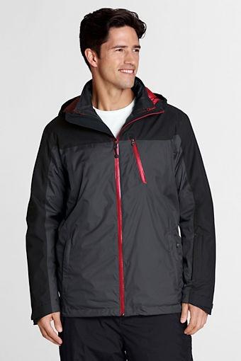 Men's f(x)™ PrimaLoft 3-in-1 Snow Sport Jacket from Lands' End $171.99