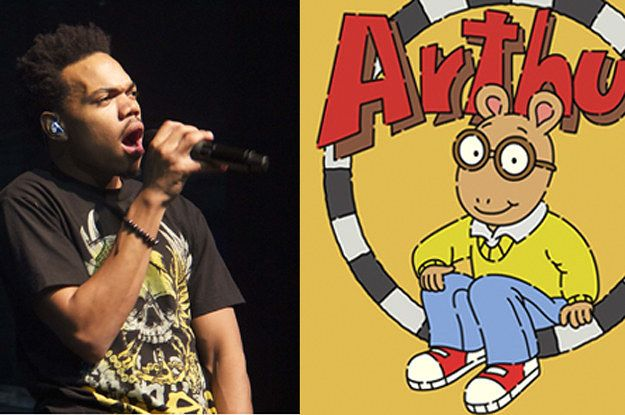 """Chance The Rapper Covered The Theme Song From """"Arthur"""" And Oh My God It's So Beautiful"""