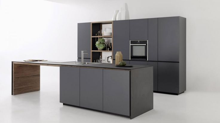 FORMA MENTIS has been designed to be used with all the other models of the great Valcucine range, becoming the most comprehensive and largest system in the world to satisfy any type of requirement or taste. #kitchen #productdesign #design #cabinets