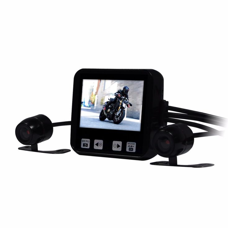Vsys C6 mini dual lens motorcycle sport camera DVR 720p //Price: $86.63 & FREE Shipping //     #gps