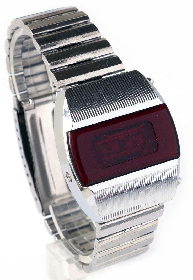 вымывают, советские электронные часы наручные мужские фото как