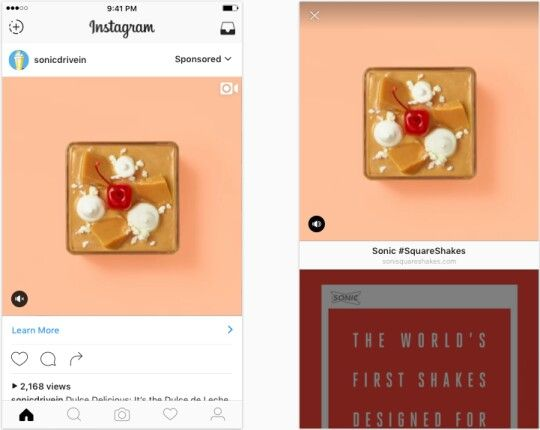 #Instagram #Upgrades Call to Action Buttons, #Adds New #Video #Ad_Tool #notivamedia #socialmedianews #socialmedia #marketers #follow #photooftheday #startup #advertising #agency