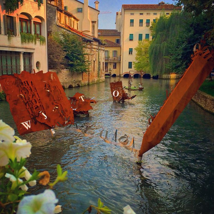 Treviso, Italy #treviso Instagram @chriscandido