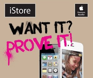 Want an iPhone?  Prove it by posting on our FB page.  Tell us how you would convince your parents to buy you one and win a JBL docking station! Visit their Facebook Page Today