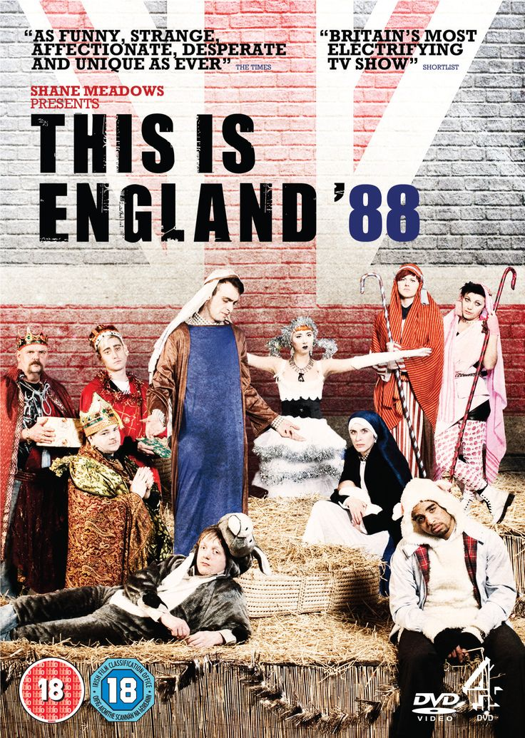 This is England 88 (a christmas tale...)