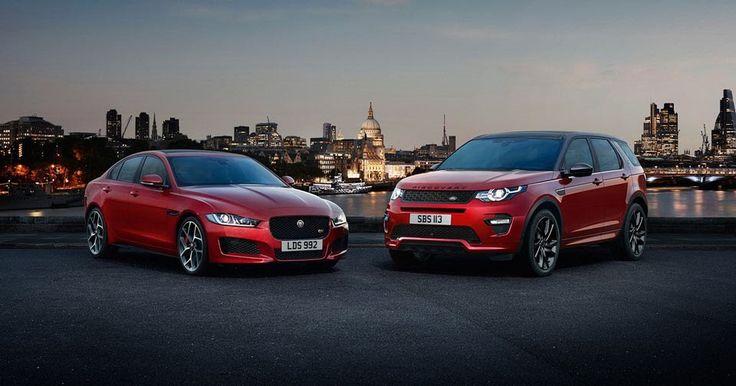 Jaguar Land Rover Delivers Record 604,000 Vehicles In Last 12 Months #Jaguar #Jaguar_Land_Rover