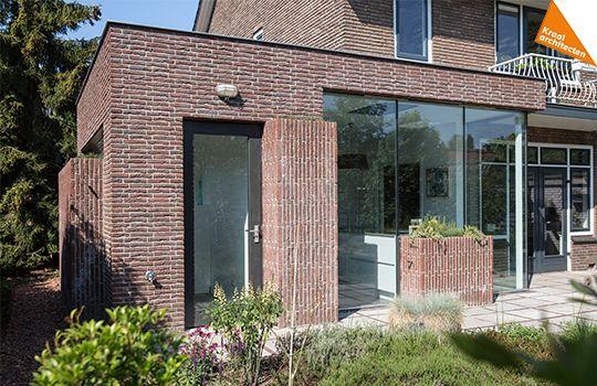 Uitbreiding hoekwoning Amersfoort - Kraal architecten BNA - 01