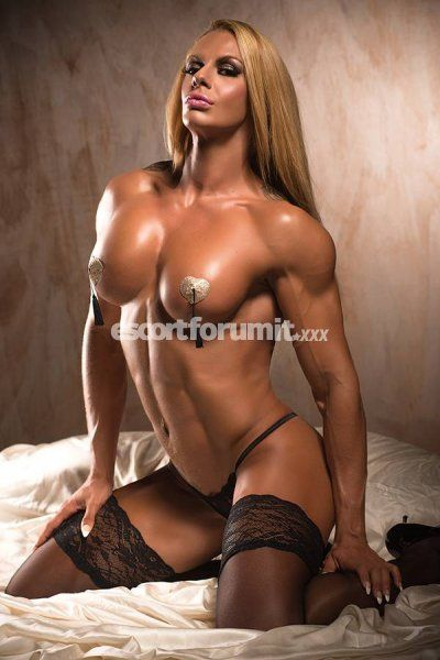 muscle girl escorts soapy