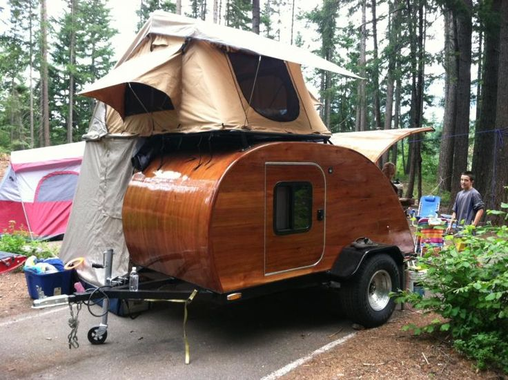 teardrop trailers for sale | Build a Teardrop Trailer