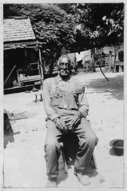 Jasper - Bill McRay was born in Milas, fifteen miles north of San Augustine, Texas, in 1851. He is a brother of C.B. McRay . Col. McRay was his owner (the name may have been spelled McCray , Bill says). Bill now lives in Jasper, Texas. He is said to be an expert cook, having cooked for hotels, boats and military camps 40 years.