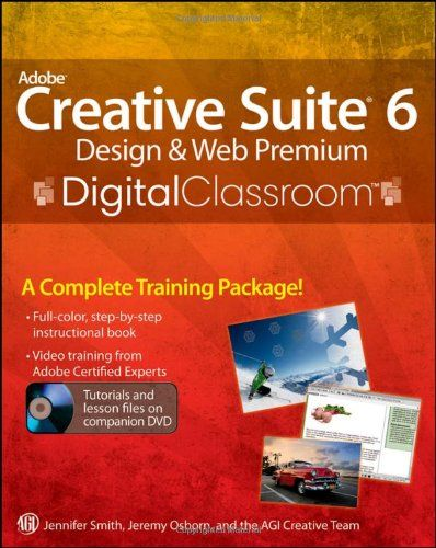 8 best adobe classroom in a book images on pinterest class room adobe fireworks books adobe creative suite 6 design and web premium digital classroom fandeluxe Image collections