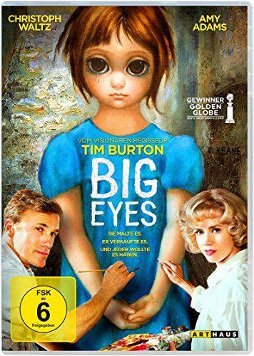 Big Eyes, 2014, Biopic, von Tim Burton