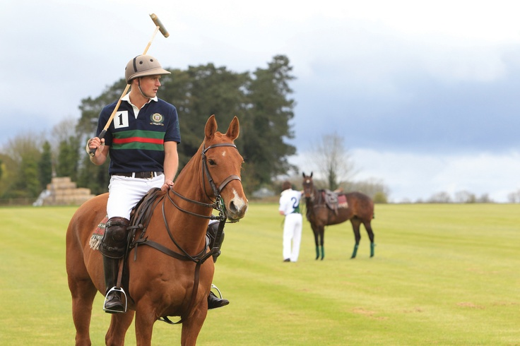 Polo club collection from Barbour
