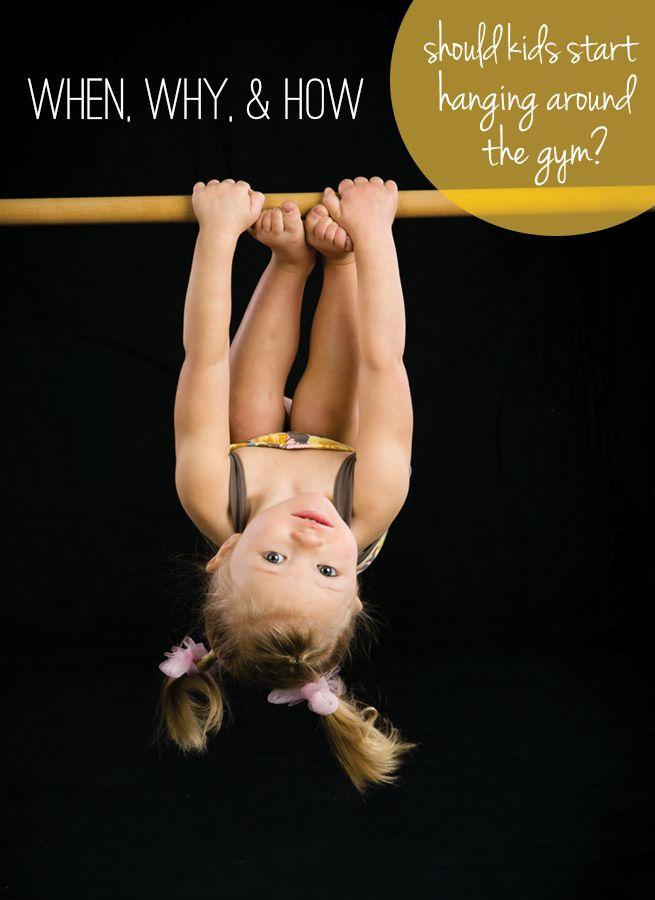 When, Why, & How should kids start Gymnastics | Gym Gab
