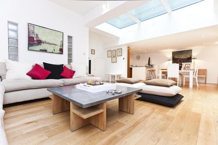 Conran zinc coffee table interior design guru terence for Interior design guru
