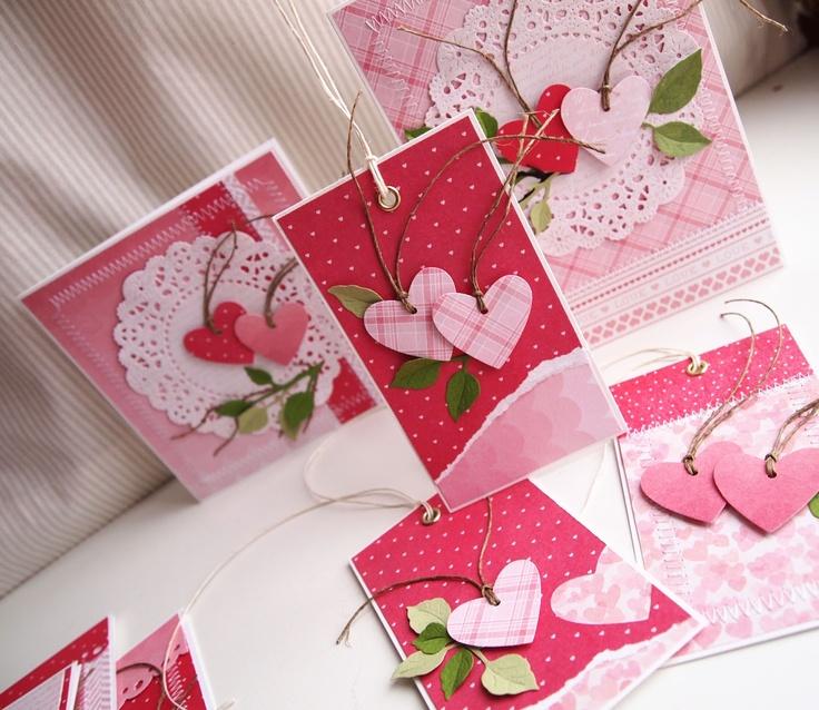 ZUZIUCHOWE WYTWORY: Walentynki dla Karolinki