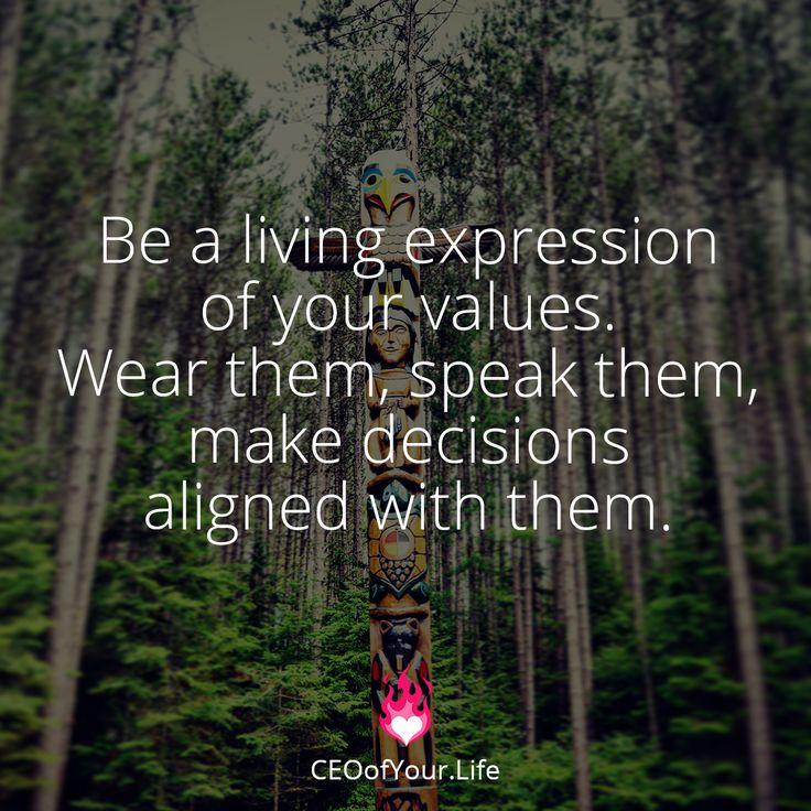 Do you know what your core values are? Here are 6 tips to help you uncover them: http://ceoofyour.life/values/