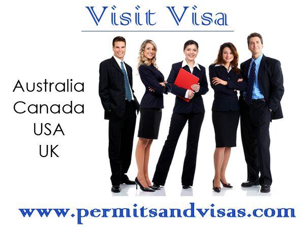 Visit visa by permits and visas