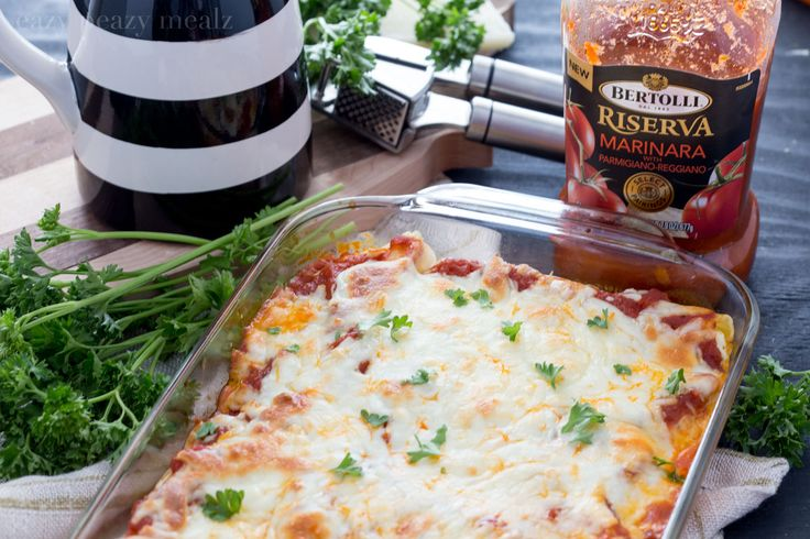 Creamy herbed ricotta and shredded chicken stuffed manicotti topped with Parmigiano-Reggiano marinara sauce, mozzarella cheese, and fresh herbs! This is a great weeknight meal. It has been a few years since I have regularly consumed pasta. My husband used to work at an Italian restaurant, as a manager, so we ate a lot of pasta....Read More »