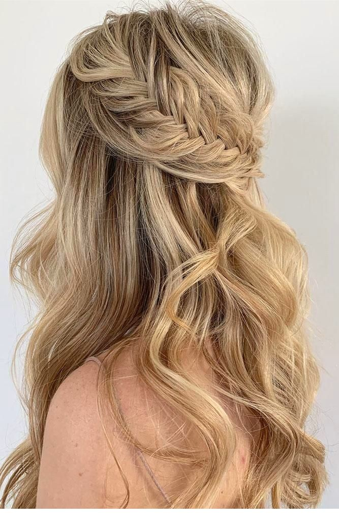 Cute 100 Hairstyles For Special Occasions Down Hairstyles Hair Styles Long Hair Styles