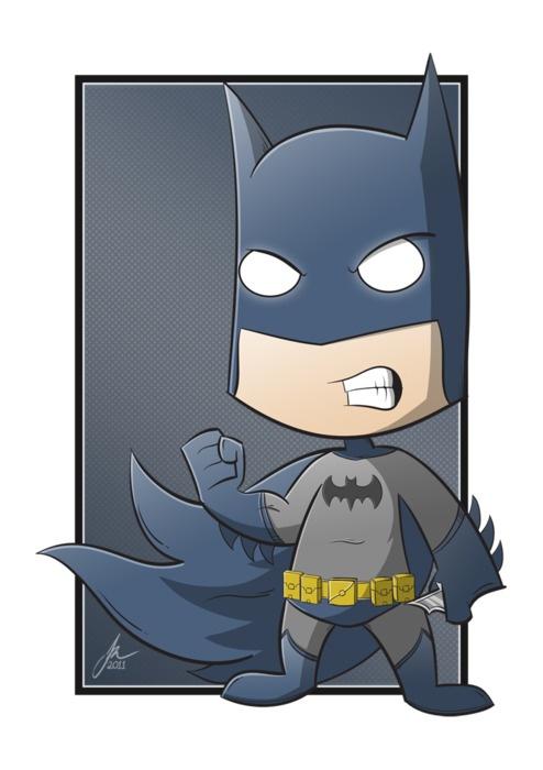 Cartoon #Batman