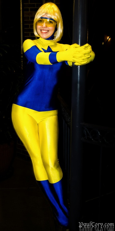 #BoosterGold #Cosplay Photographer: #PaulCory