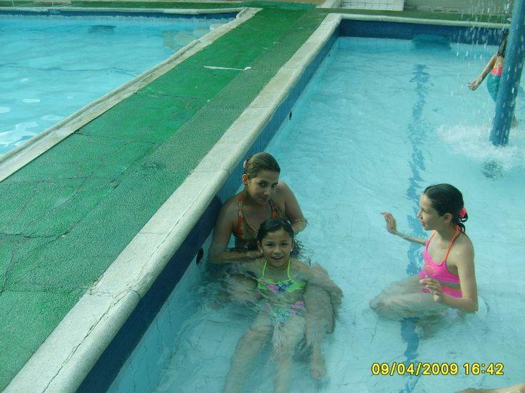 En Tocaima con mis hijitos