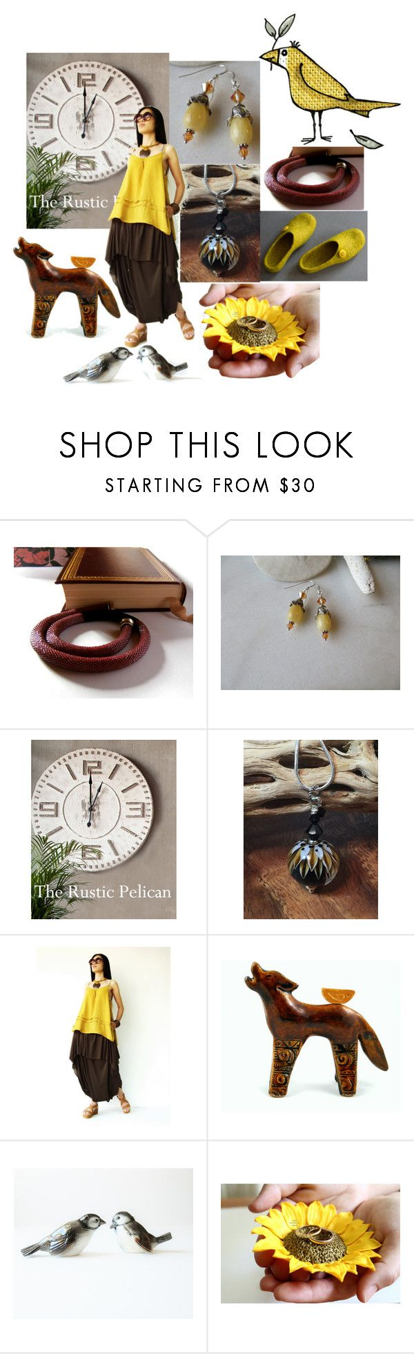 """""""Labor Day Weekend"""" by inspiredbyten ❤ liked on Polyvore featuring Goebel"""
