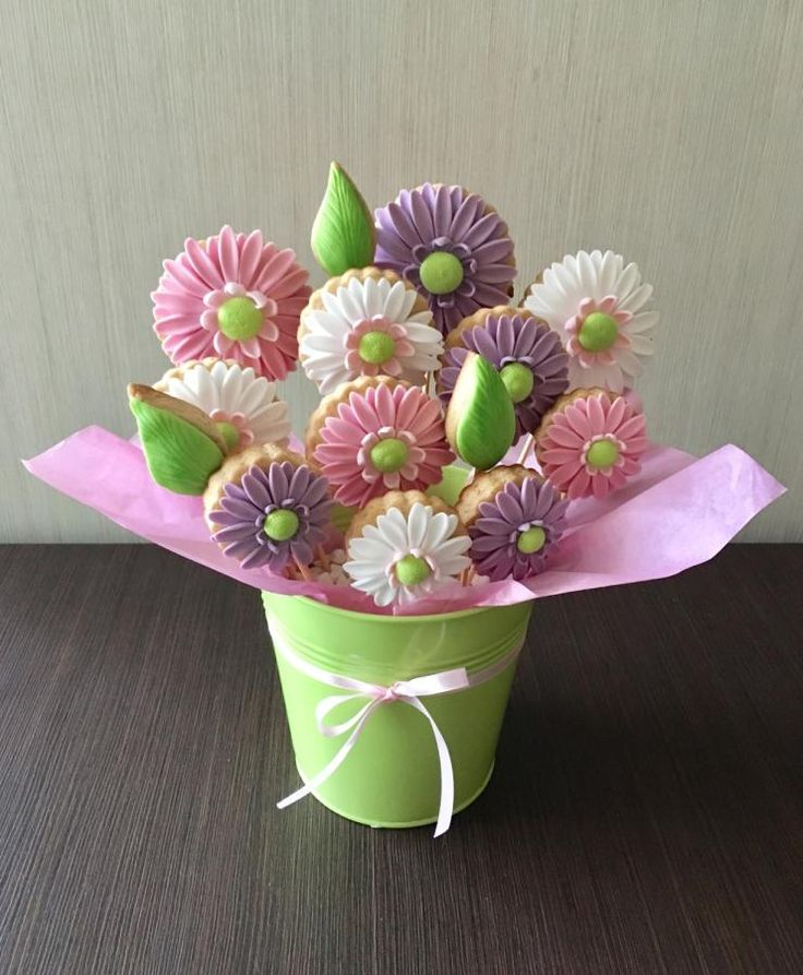 Cookie Bouquet by sansil (Silviya Mihailova)