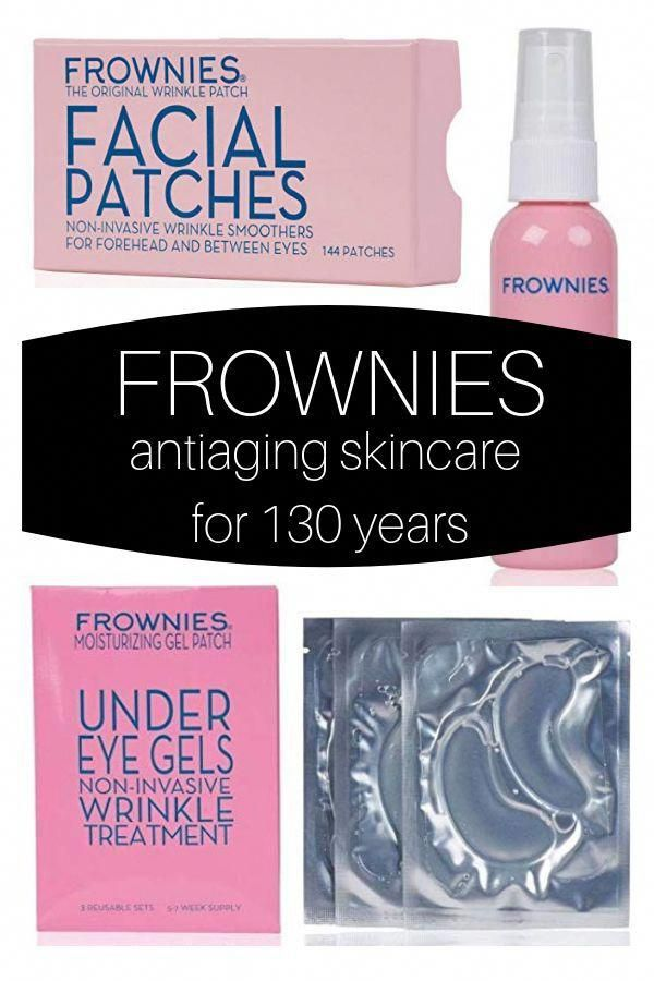 Frownies Review: Eye Gels, Patches, Rose Water, Moisturizer