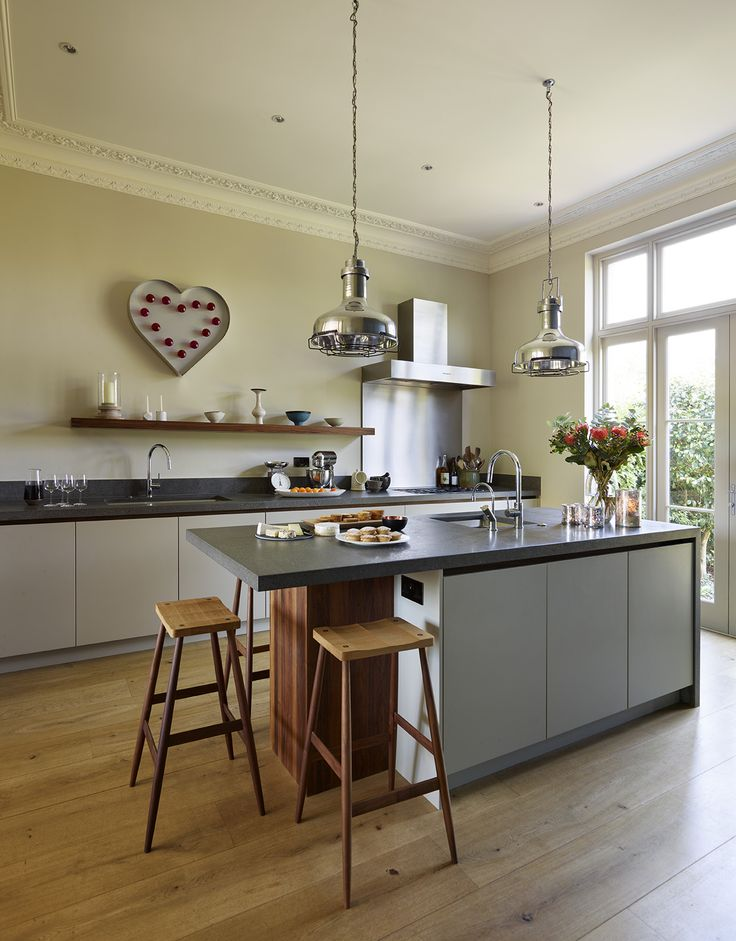 140 best roundhouse bespoke kitchens images on pinterest for Bespoke kitchen ideas