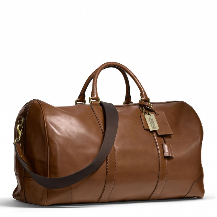 Coach Bleecker Cabin Bag
