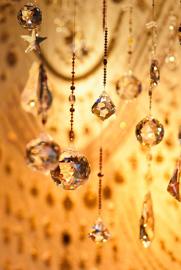 i collect these.  if you would like sparkle in your daily life, put one in a sunny window!
