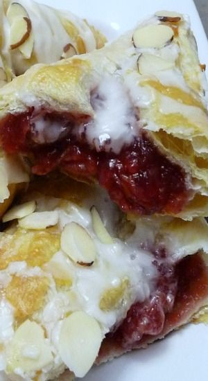 recipe: cherry turnovers with phyllo dough [29]