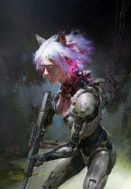 Character concept - ruan jia