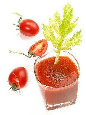 Tomaten-Vollkornreis Shake. Nicht fruchtig sondern sättigend! Kalorienarmer und leckerer Sattmacher mit vielen Vitaminen und Ballaststoffen. Einfach mal ausPROBIEREN :)