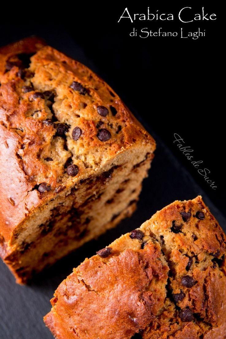 plum cake al caffè -  arabica case fables