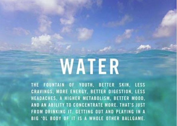 Quotes About Discovery Inspired By The Ocean: Water Ocean Inspiration Quotes