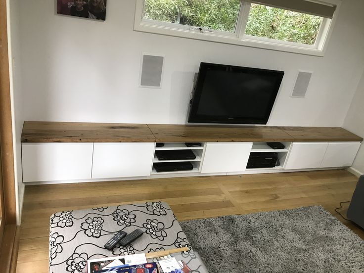 Solid hardwood timber top custom made to suit customers cabinet