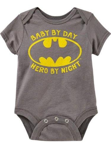 Amazon.com: Old Navy DC Comics Batman Bodysuits For Baby: Clothing
