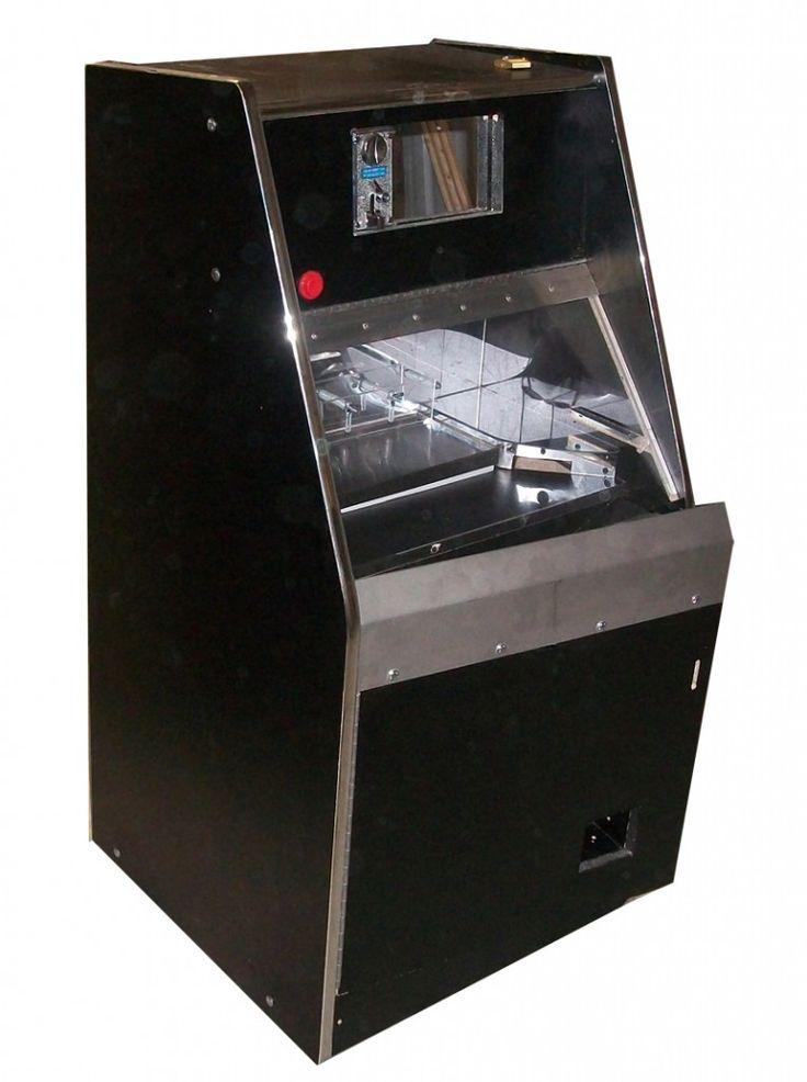 quarter slider | short coin pusher  | Blazing quarters | US manufacturer
