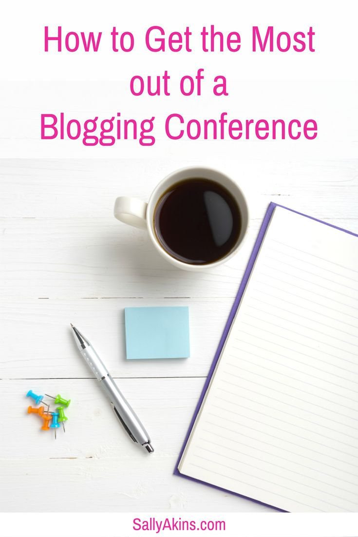 If you're going to a #bloggers conference soon, here are some useful tips for making sure you get the most out of the day. With useful hints and information for planning your trip, on the day, and following up after the event. via @sallyakins