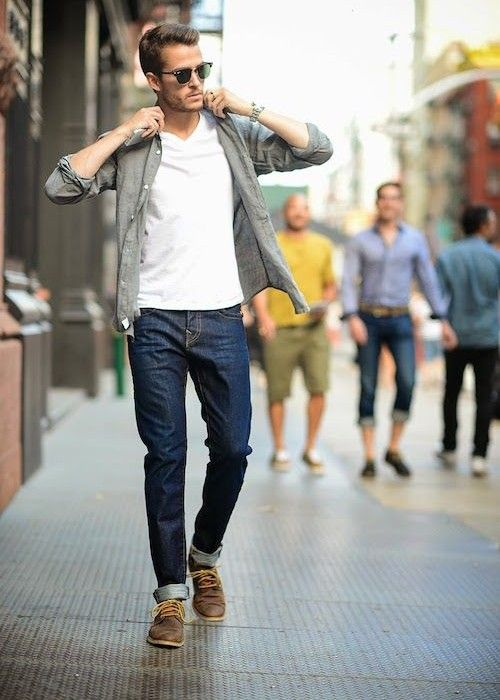 Mens Casual Fashion: Everything You Need To Know | The Upswing Report
