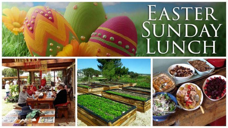 Easter Sunday Lunch Stanford Harvest